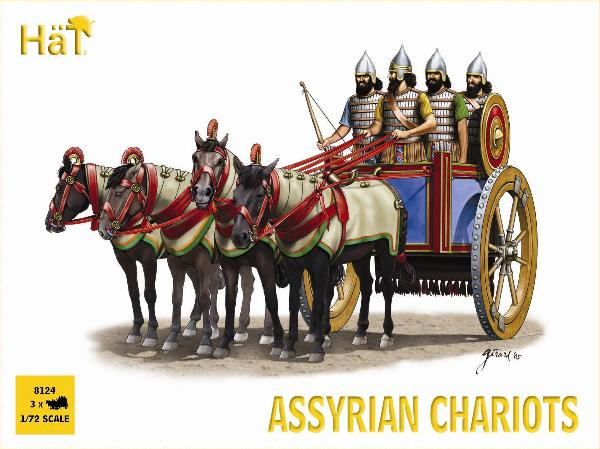 Assyrian Chariots - Image 1