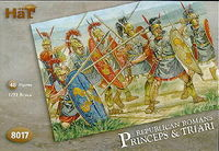Republican Romans - Princeps and Triari. - Image 1