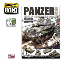 Panzer Aces issue 51 Special Winter Camoflages