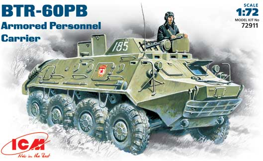 BTR-60PB ARMORED CAR. - Image 1