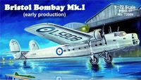 Bristol Bombay Mk.I early production