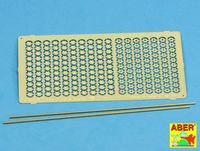 Hexagonal bolts and nuts 1,5mm useful for 1/16 scale - Image 1