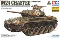 M24 Chaffee U.S. light tank
