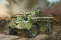 T17E1 STAGHOUND MK.I Armored Car(Late Production)with 12 Feet Assault Bridge