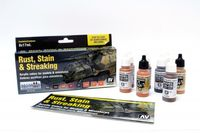 70183 Rust, Stain & Streaking Set