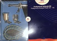 Professional Airbrush Kit AA-116 - Image 1