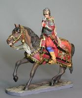 Rotamaister Of Polish Hussars  c.1670