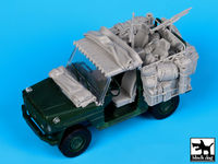 Mercedes Wolf Afganistan accessories set for Revell