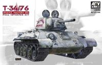 T-34/76 1942/43 Factory 183 Full Interior Kit