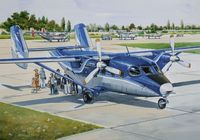 Civil Aircraft An-28