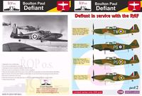 Boulton Paul Defiant - Defiant in service with the RAF - Image 1
