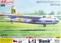 LET L-13 Blaník Military Trainer