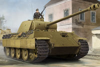 Panzerkampfwagen V Ausf.A (Early Version)