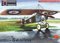 "Sopwith Swallow ""Monoplane No.2"""