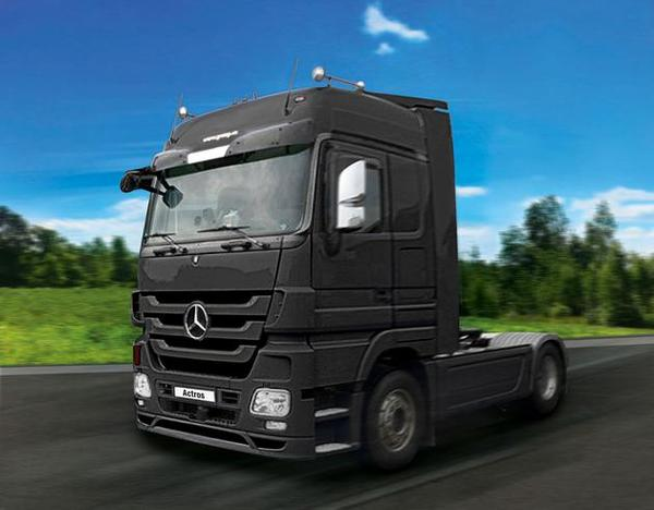 Mercedes-Benz Actros MP3 - Image 1