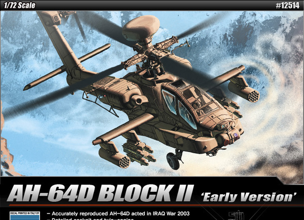 "AH-64D BLOCK II ""Early Version"" - Image 1"