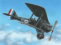 French fighter Nieuport-Delage NiD 29