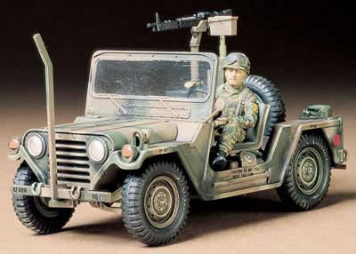 US M-151 A21 Ford Mutt - Image 1
