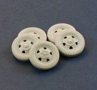 Road Wheels for GAZ-AAA (Omskij Zavod) - Image 1
