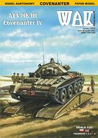 A13 Mk.III Covenanter IV - Image 1