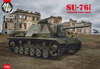 Su-76i Commander Tower Version - Image 1