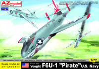 Vought F6U -1 Pirate  US Navy