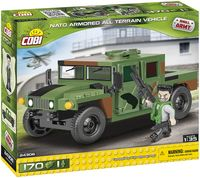 Cobi Small Army NATO Armored All Terain Vehicle - Image 1