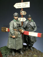 WW2 German Officer Set (2 figs) - Image 1