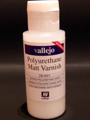 26651 Polyurethane Matt Varnish - Image 1