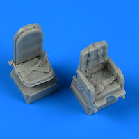 JU-52 seats with safety belts seat Italeri - Image 1