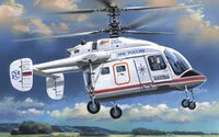 Kamov Ka-226 Russian Emergency Situations Ministry (MChS) helicopter