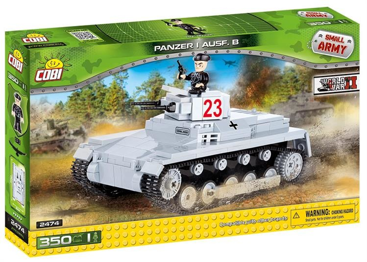 Small Army Panzer I Ausf.B 350 Kl. - Image 1