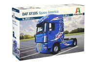 DAF XF105 Space America - Image 1
