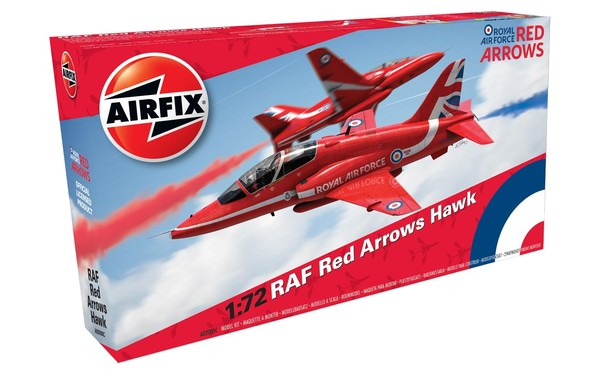 RAF Red Arrows Hawk - Image 1
