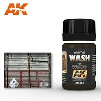 AK 263 WASH FOR WOOD - Image 1