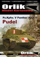 Pz.Kpfw. V Panther Ausf.G PUDEL