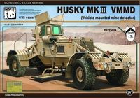 HUSKY MK III VMMD (Vehicle mounted mine detector)