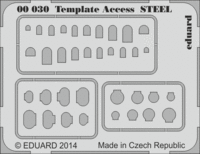 Template  Access  STEEL