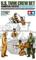 US Tank Crew Set - European Theater