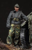 SS panzer recon officer #1 - Image 1