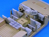 Humvee Interior set (for Tamiya) - Image 1