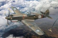 "Curtiss P-40C (Hawk 81-A2) AVG ""Flying Tigers"" - Image 1"