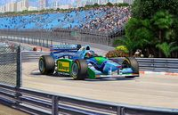 25 Years Benetton Ford B194