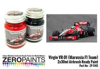1145 Virgin VR-01 (Marussia F1 Team) Set
