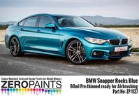 1127-SN BMW Snapper Rocks Blue Pearl